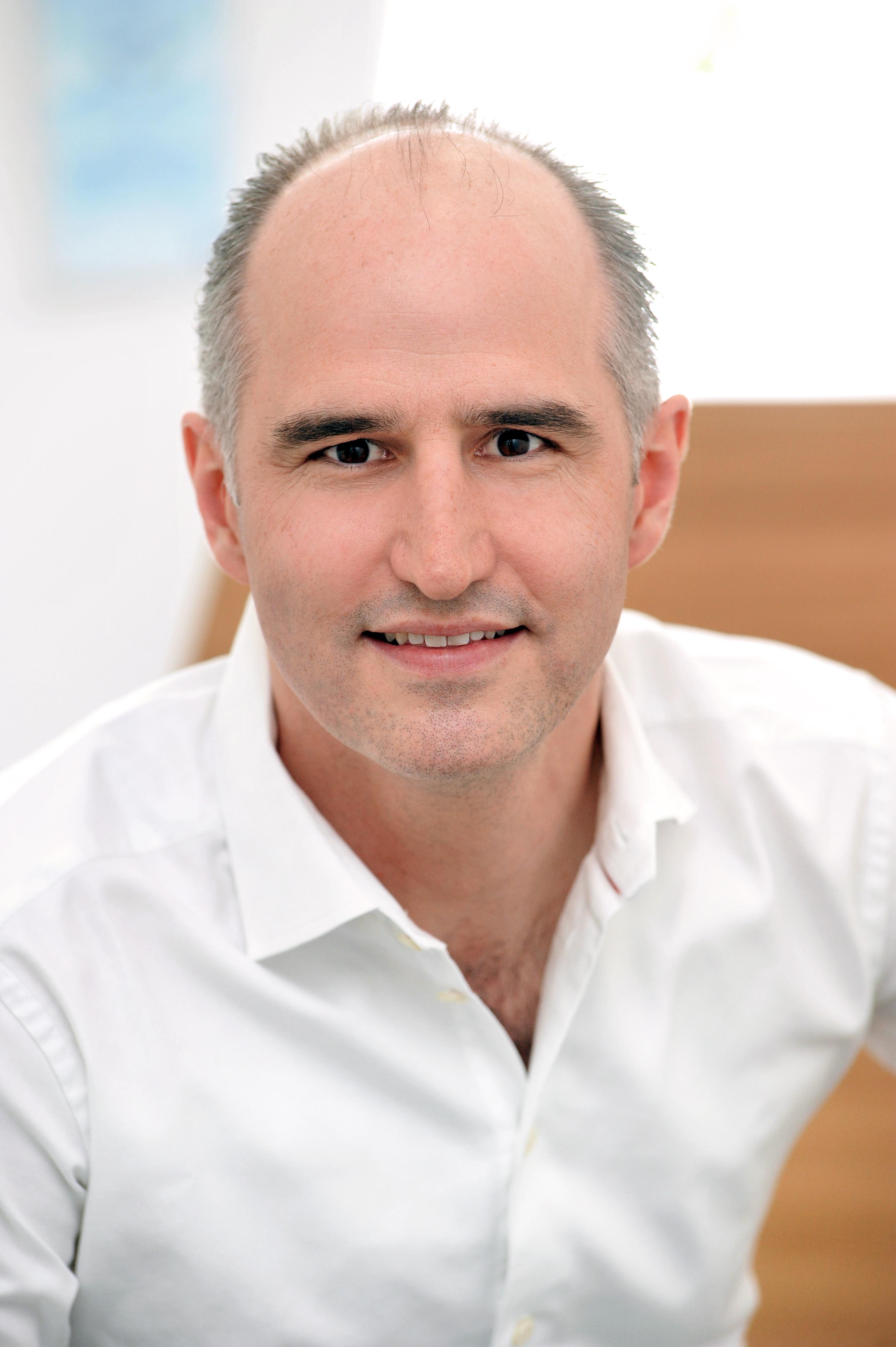Professor Stefan Fickl